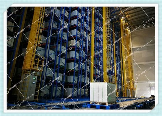 Steel Automated Storage Retrieval System , Automated Warehouse System Heavy Duty